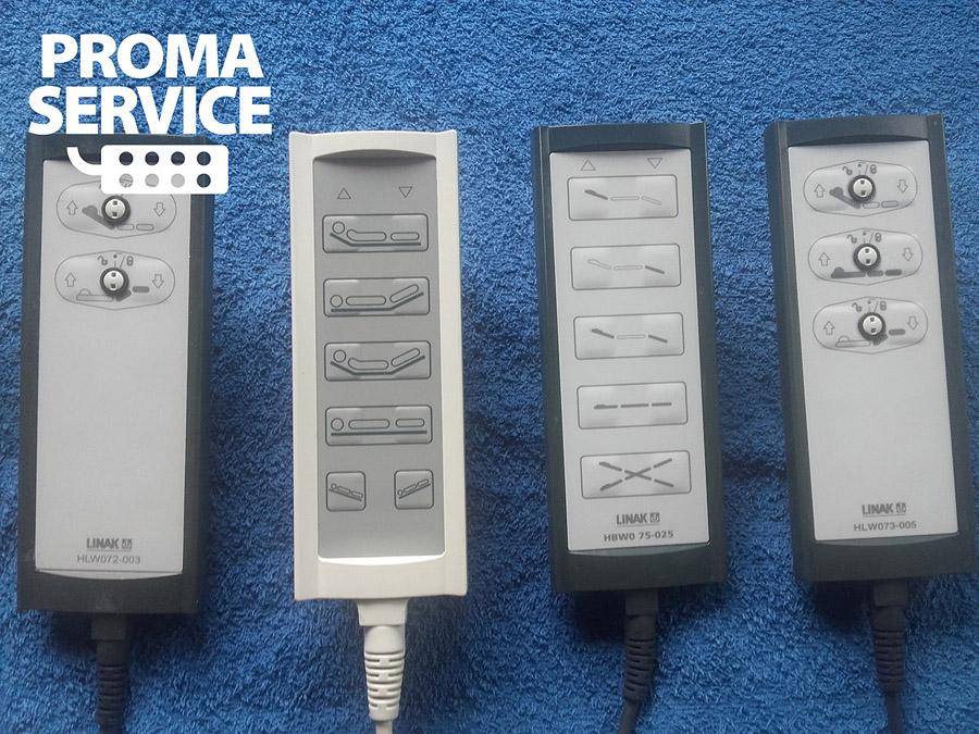 Inteligentny PROMA Service - łóżka szpitalne FE92